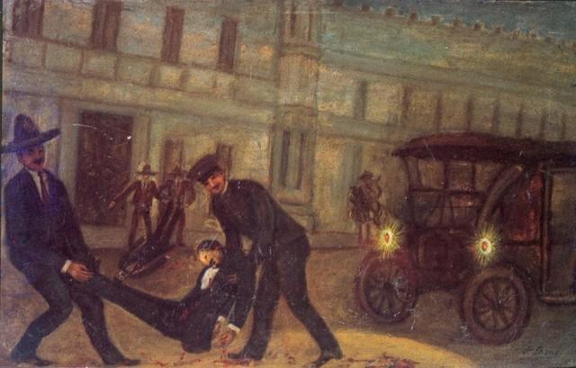Madero y Pino Suárez son asesinados