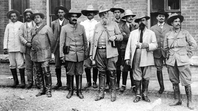 El Ejército Constitucionalista
