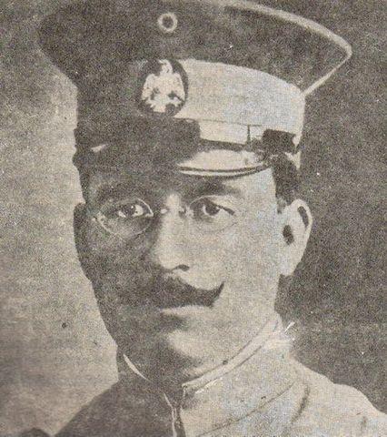 El Gral. Salvador Alvarado
