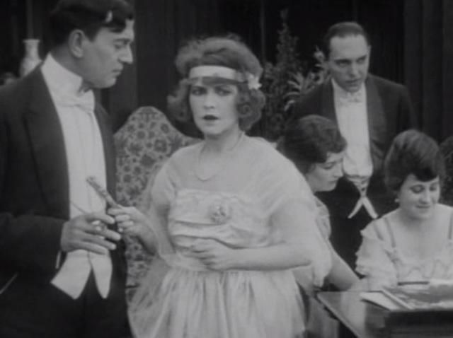 Entre 1917 y 1920 hubo en México una época de oro del cine.