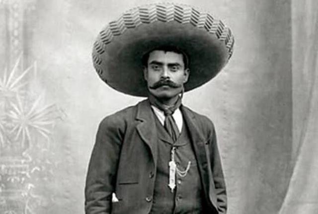 Zapata a las armas