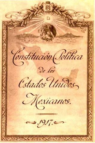 Promulgación de la Constitución de 1917