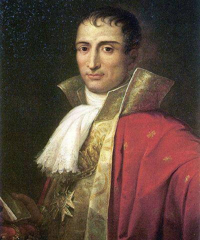 Proclamación de José I Bonaparte