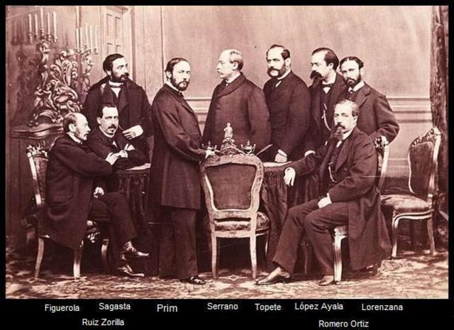 """""""El Pacto de Ostende"""""""