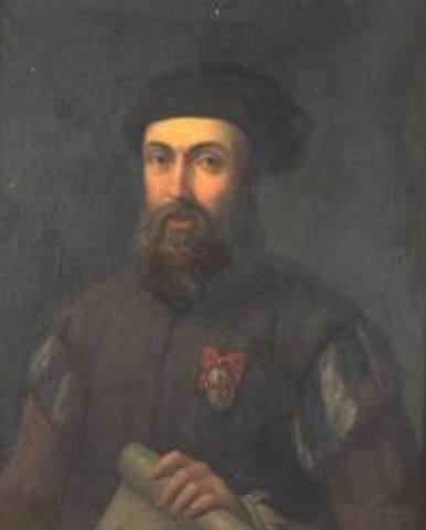 Ferdinand Magellan Finds Asia
