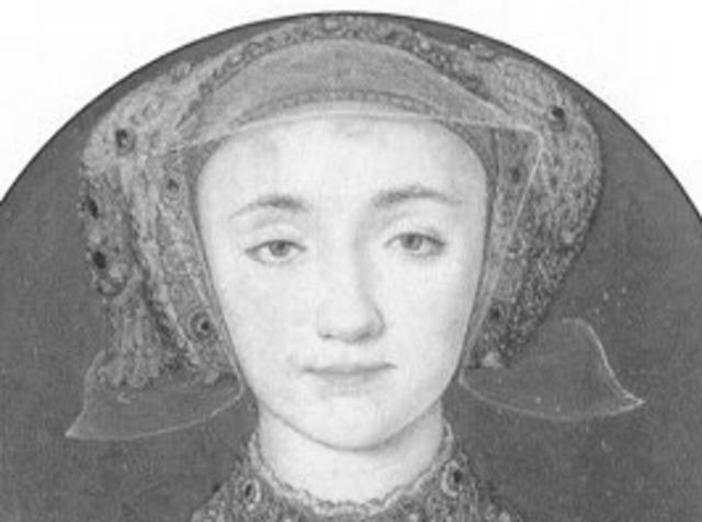 Anne of Cleves dies