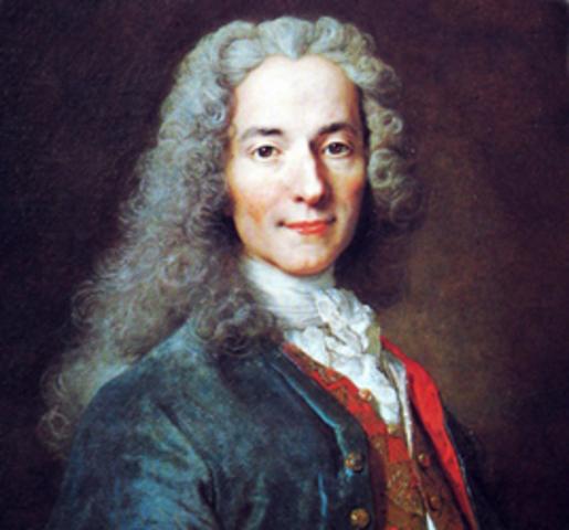 Voltaire (Français-Marie Arouet)