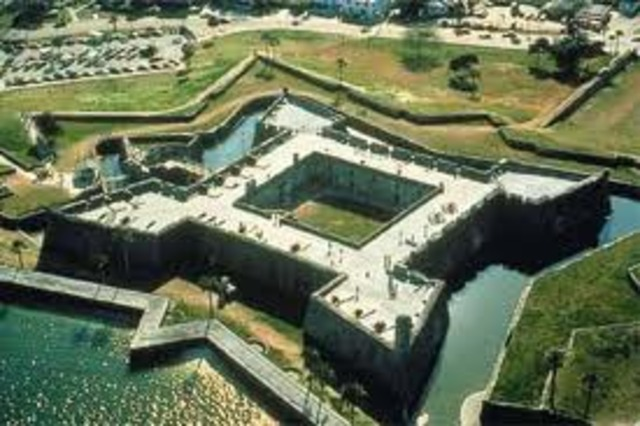 City of St. Augustine Founded