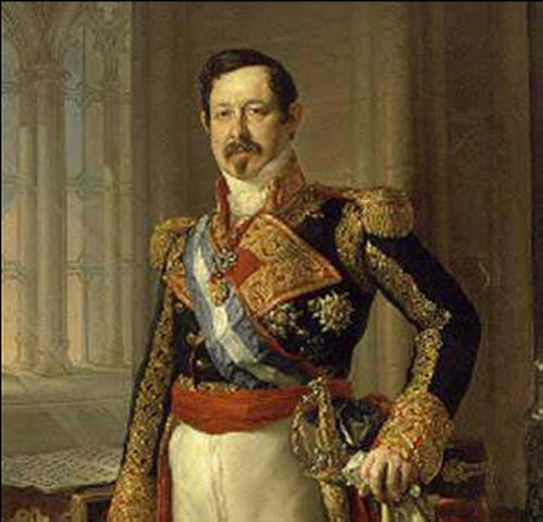 Pronunciamiento de Narváez