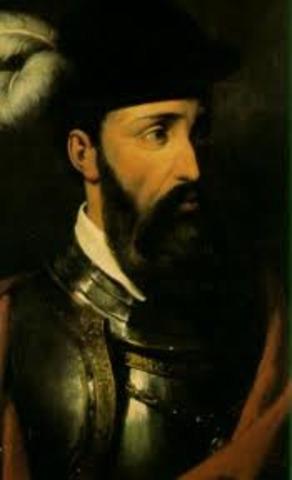 Francisco Pizarro Conquers the Incas