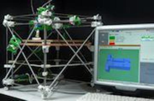 Impresora 3D con capacidad de auto réplica