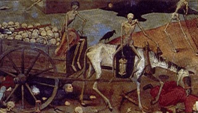 Black Death Devastates Europe