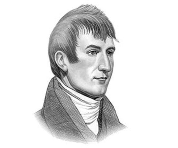 Meriwether Lewis Appointed Governor