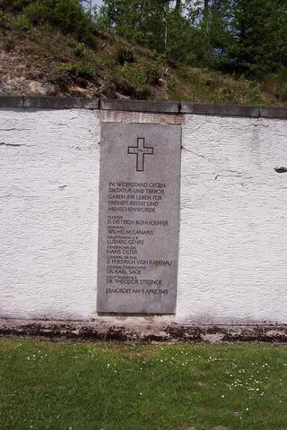 Hinrichtung Bonhoeffer