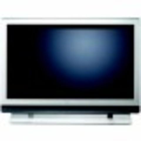 First plasma tv