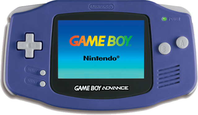 Nintendo Italia y GameBoy Advance