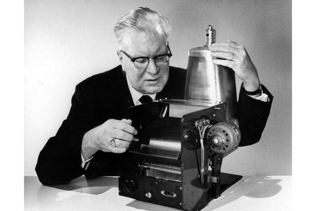 Invención de la fotocopiadora