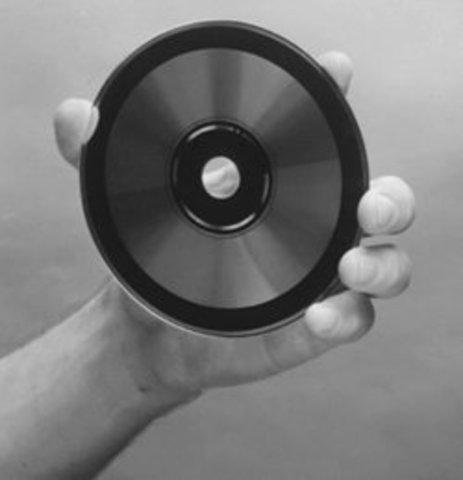 Invención del disco compacto