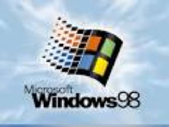 Microsoft crea el Windows 98