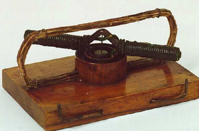 Первый электромотор