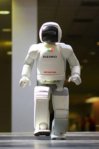 Invención del ASIMO