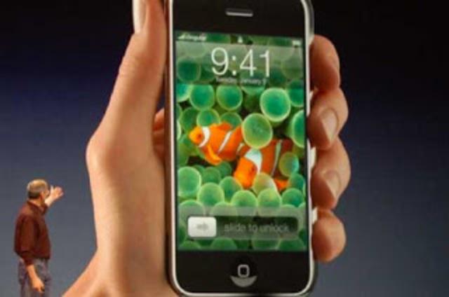 Invención del Iphone