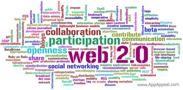 WEB 2.0 Segunda Conferencia