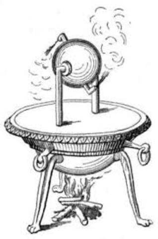 turbina de vapor