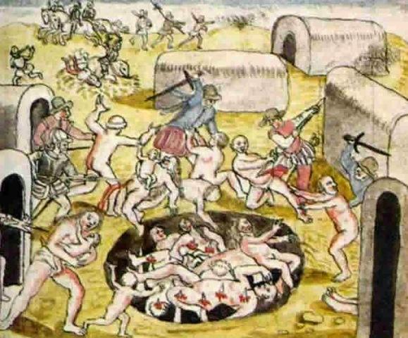 Cortes lands in Mexico