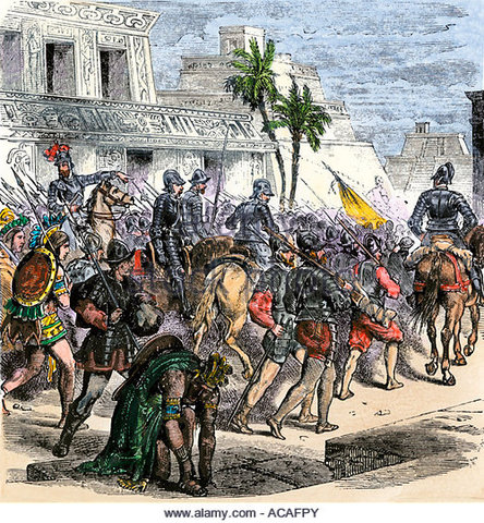 The Siege of Tenochtitlán