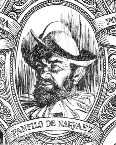 De Vaca's Voyage; Narváez Expedition [Part One]