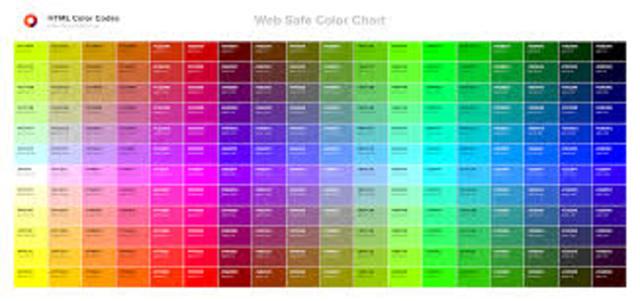 Fotografía de colores