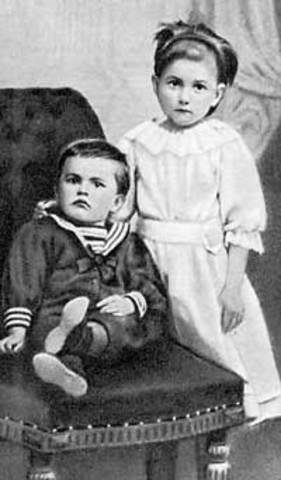 Рождение В.В. Маяковского