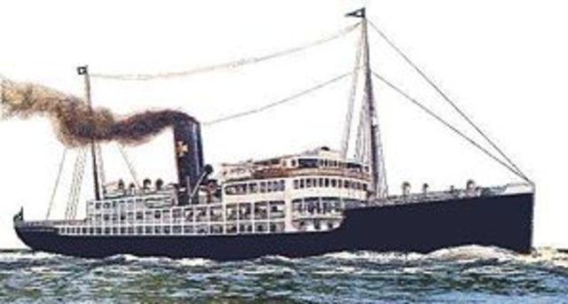 Transporte Aquático - Navio