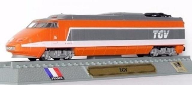 Ferroviário - TGV