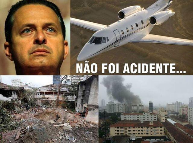 morte Eduardo Campos
