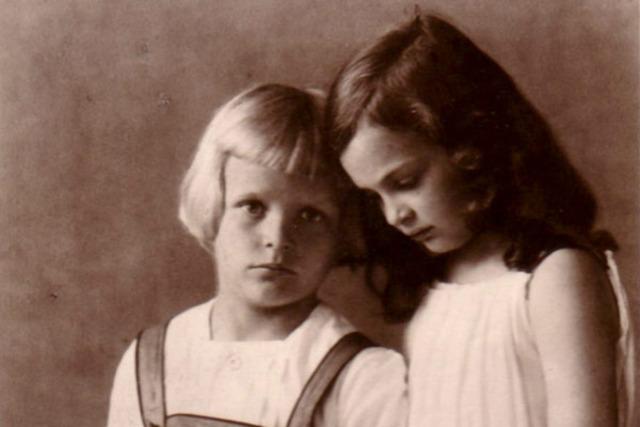 Bonhoeffer- Emigration der Schwester