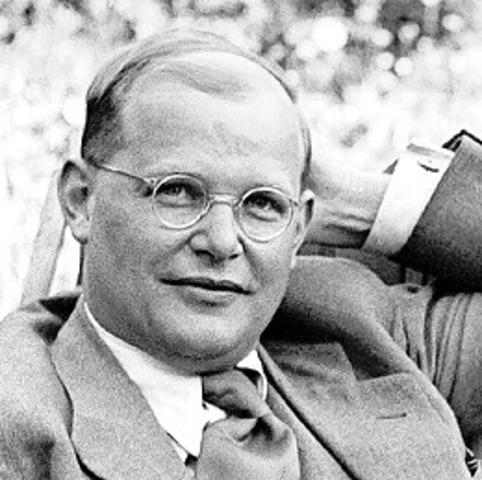 Bonhoeffer , Schreib- und Redeverbot