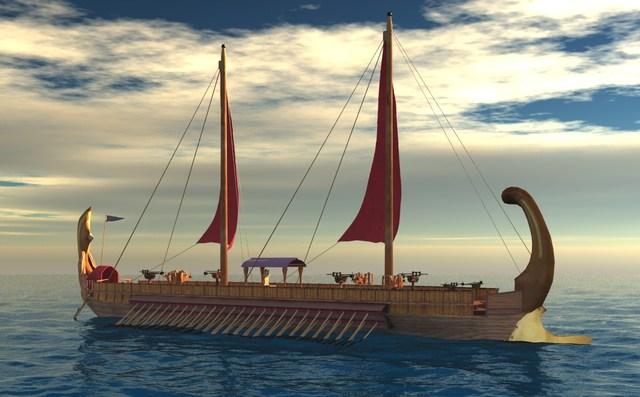Transporte aquático-Barco