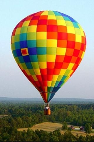 balão - aereo