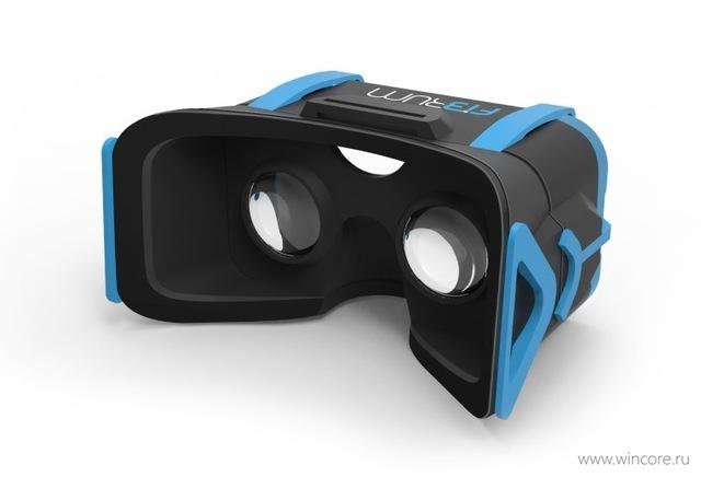 Шлем виртуальной реальности: Oculus Rift