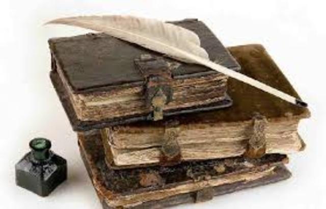 En la escritura. Manuscritos artificiales