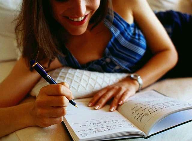 En la escritura. Manuscritos naturales