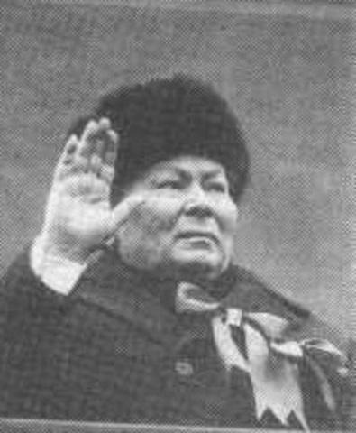Konstantin Ustínovitch Chernenko.