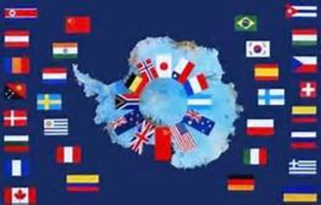 International Geophysical Year 1957 - 1958