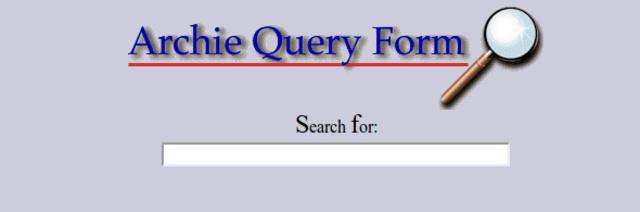 """Création du premier moteur de recherche """"Archie"""""""
