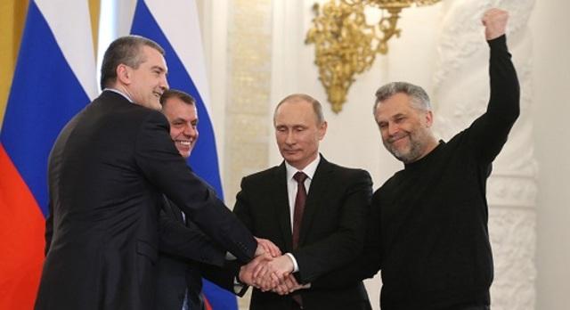 Возвращение в состав России Крыма