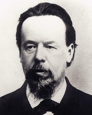 Родился Александр Степанович Попов