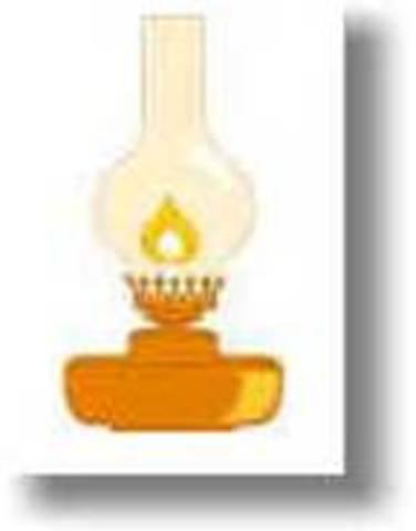 lluminacion de gas
