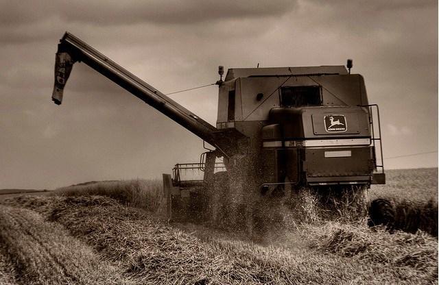 . La cosechadora